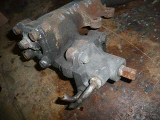 04 Jeep Grand Cherokee Power Steering Sector Gear Box Nice Condition