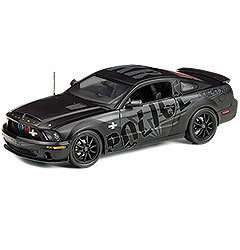 Franklin Mint 2008 Shelby GT 500KR Police LE 2500. 1/24