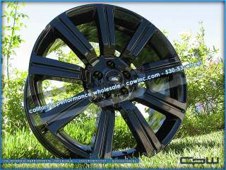 STORMER II WHEELS RIMS FOR LAND RANGE ROVER SPORT LR3 LR4 NEW